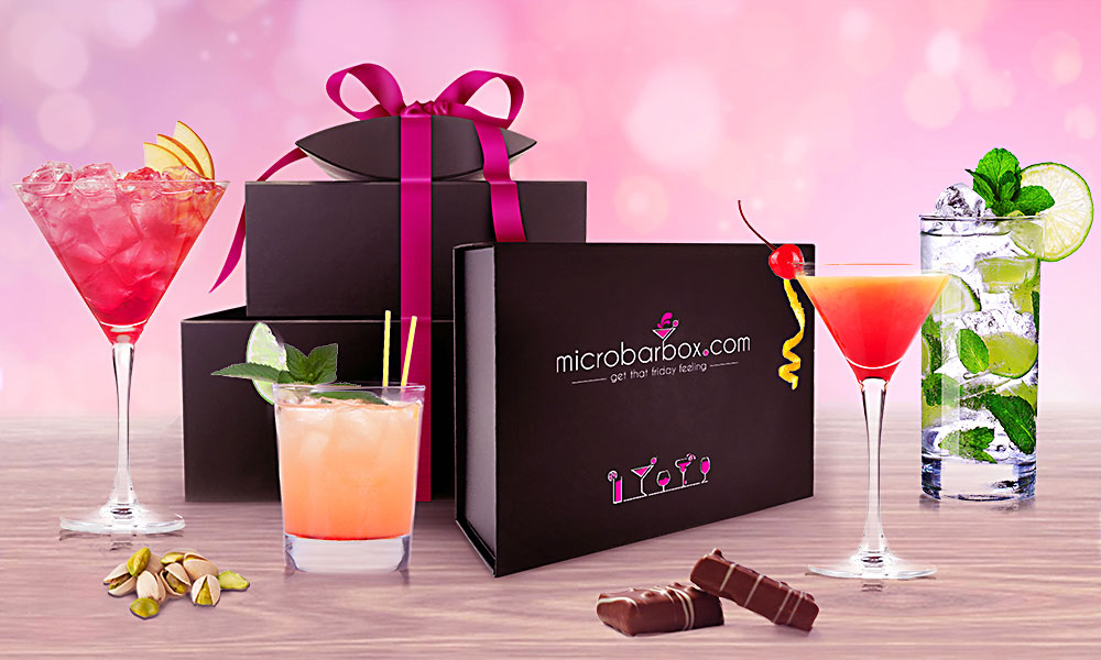 MicroBarBox cocktail collection